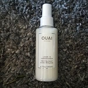 OUAI hair care leave in conditioner
